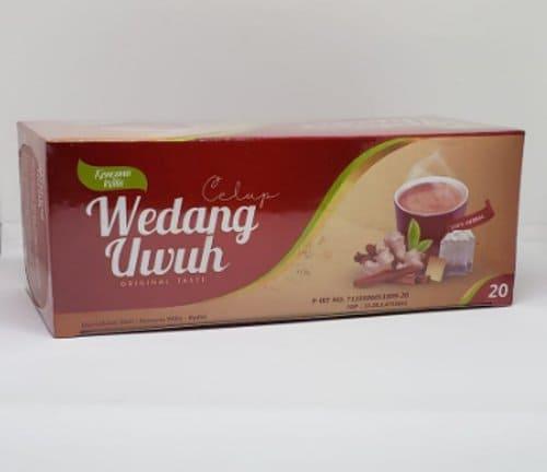 Teh Celup Wedang Uwuh Kencono Willi