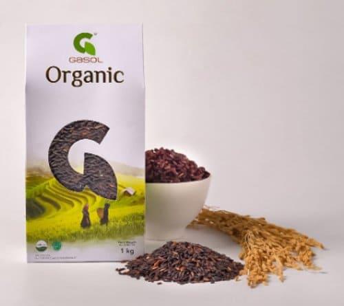 beras hitam organik gasol terbaru