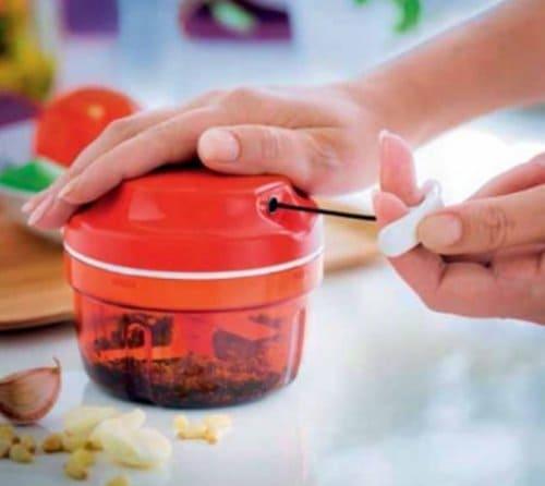 blender tangan tupperware