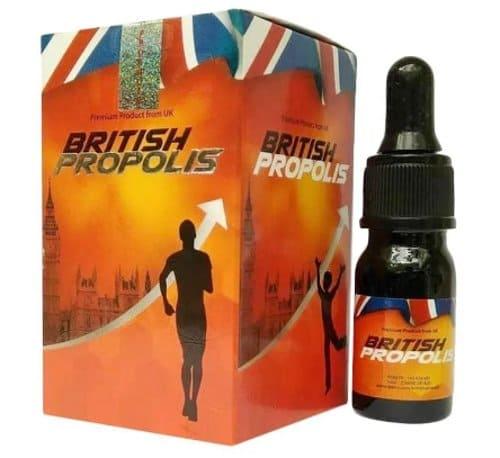 british propolis impor inggris