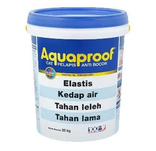 cat aquaproof kedap air