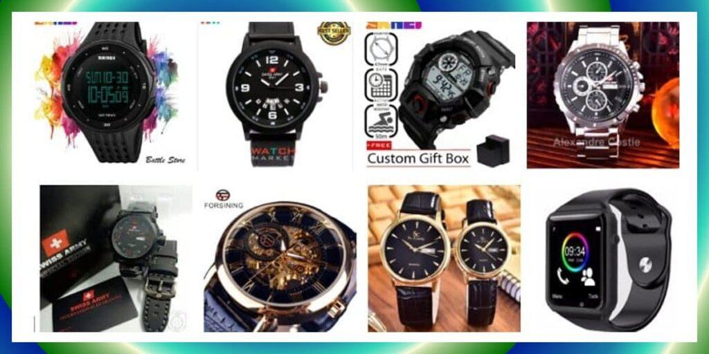 merk jam tangan pria murah terbaik 100 ribuan