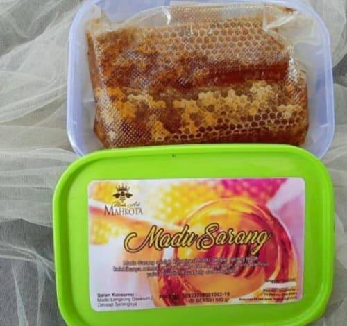madu sarang mahkota kebumen