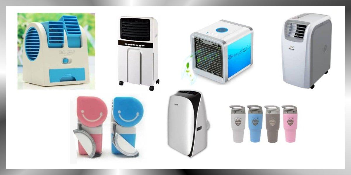 7 AC Portable (AC Duduk) Terbaik Freon dan Pakai Air