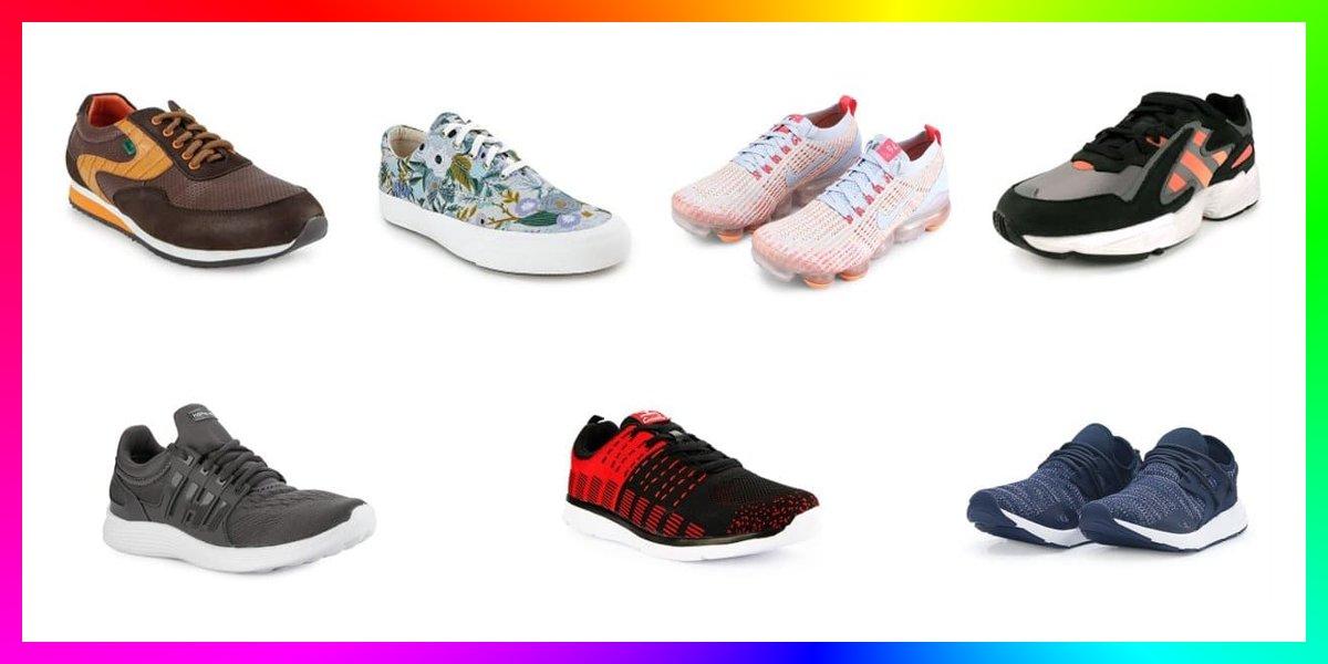 merk sepatu lari terbaik pria dan wanita