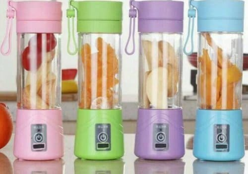 shake and go blender portable