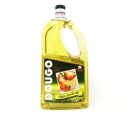 Dougo Canola Oil terbaru