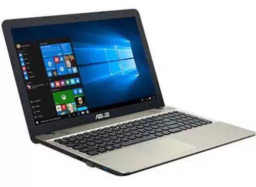 Laptop Windos 10 Asus 4 Jutaan RAM 4GB