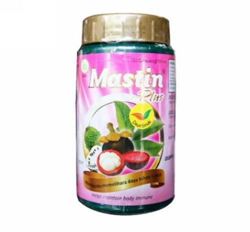 Mastin Plus kapsul kulit manggis Daun Sirsak