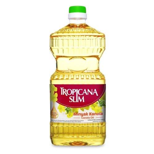 Minyak Canola Tropicana Slim terbaru