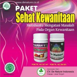 Obat Keputihan de nature tanpa efek samping