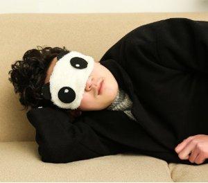 Penutup Mata Karakter Panda