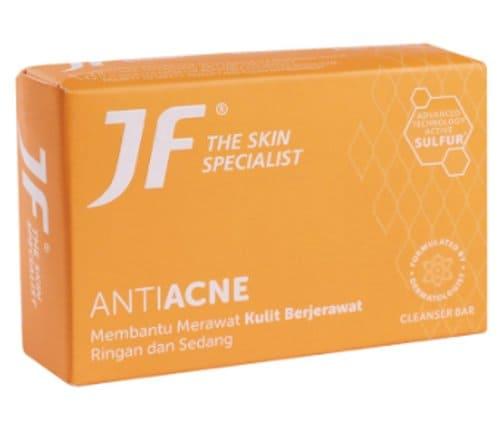 Sabun JF Anti Acne Untuk Jerawat