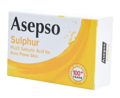 Sabun Sulfur Asepso untuk gatal