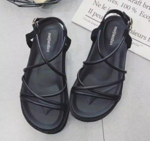 Sandal Jelly Gladiator Tali Kecil