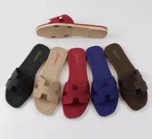 Sandal Selop Karet Jelly Aneka Warna