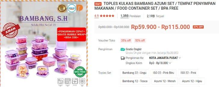 Technoplast Azumi dan Bambang