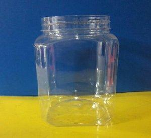 Toples 1 Liter Kotak