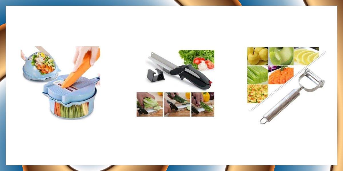 7 Alat Pemotong Sayuran dan Buah Terbaik