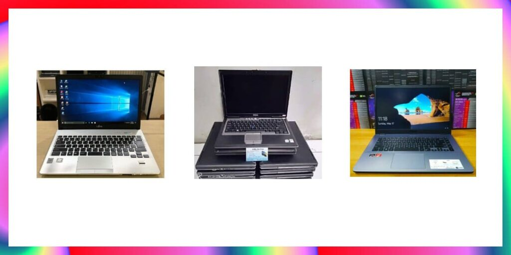 laptop bekas terbaik penjual online terpercaya