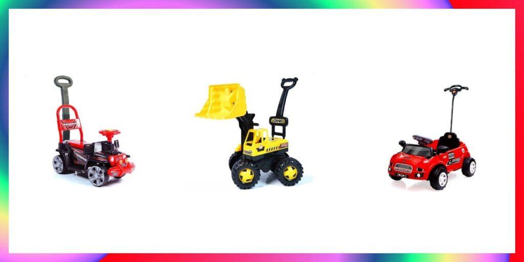 mainan anak mobil dorong bisa dinaiki