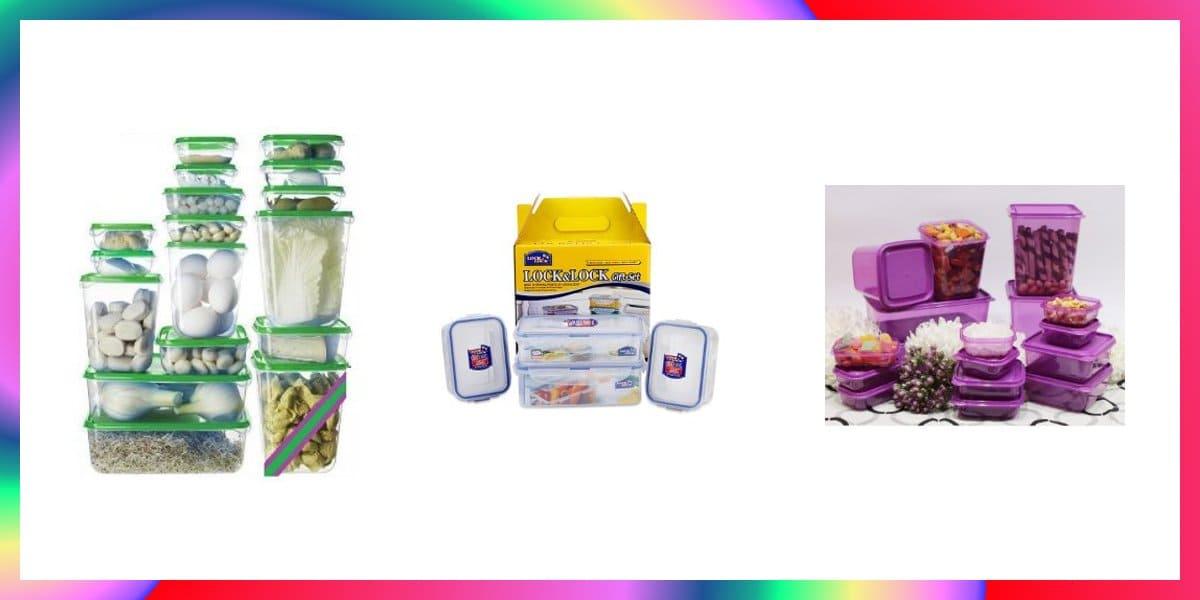 merk toples food container kulkas microwave oven terbaik