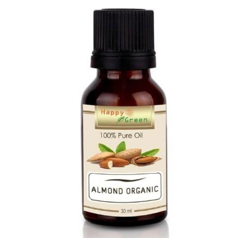 minyak almond happy green