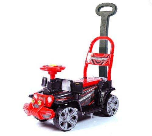 mobil mainan dorong seperti motor