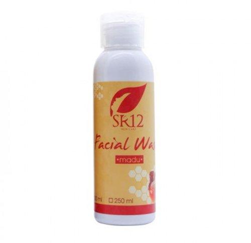 sr12 honey facial wash