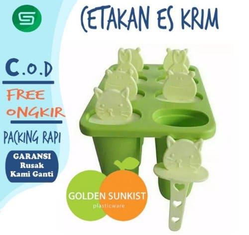 Cetakan Tangkai Golden Sunkist