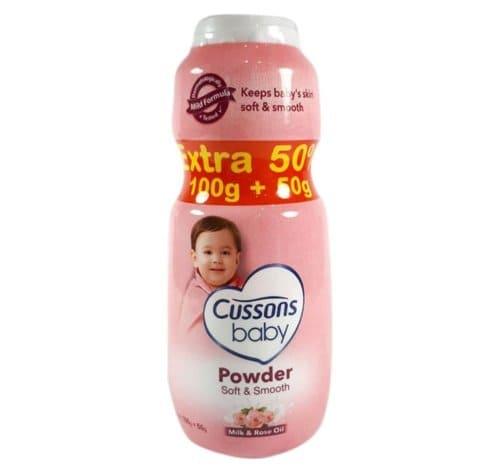 Cussons Baby Powder asli
