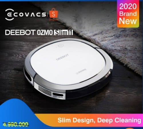 Ecovacs Deebot Ozmo Slim11