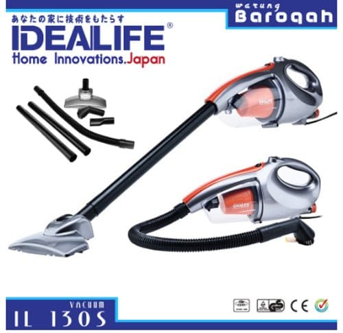Idealife IL-130s Vacuum Cleaner Praktis Terbaik