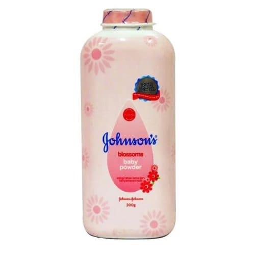 Johnson's Blossom Baby Powder asli