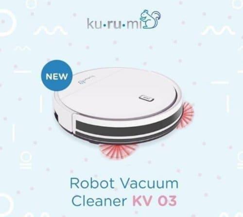 Kurumi Robot KV03 Vacuum Cleaner