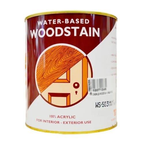 Mowilex Woodstain cat kayu akrilik