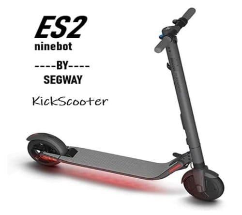 Scooter Listrik Ninebot Segway ES2