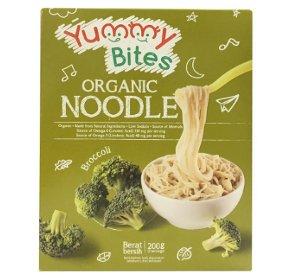 Yummy Bites Mie Instan Untuk Bayi