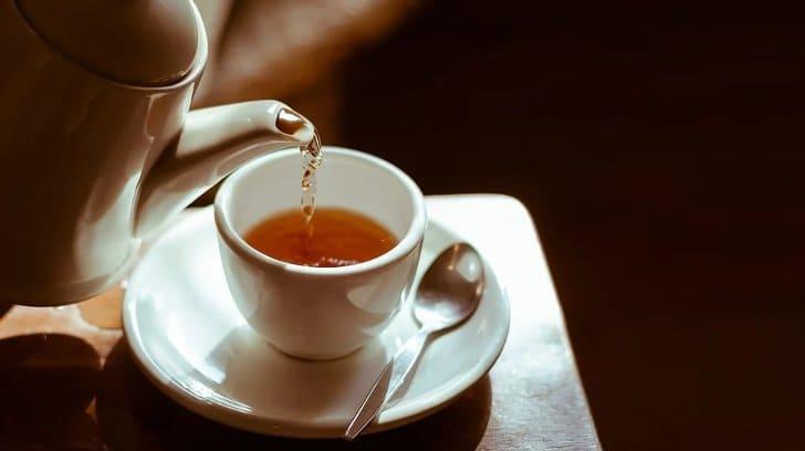 cara membuat teh yang enak