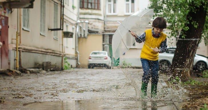 manfaat dan kegunaan payung