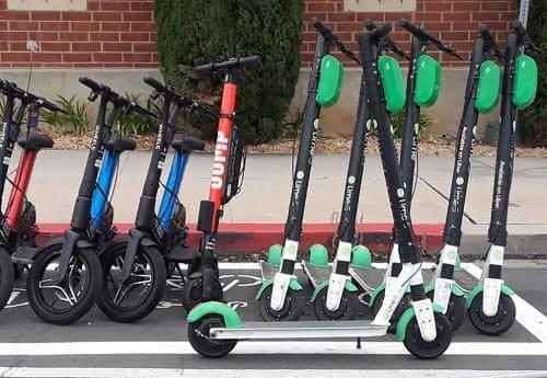 kekurangan electric scooter
