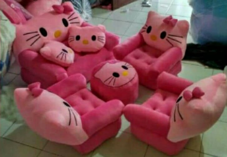 kelebihan sofa anak