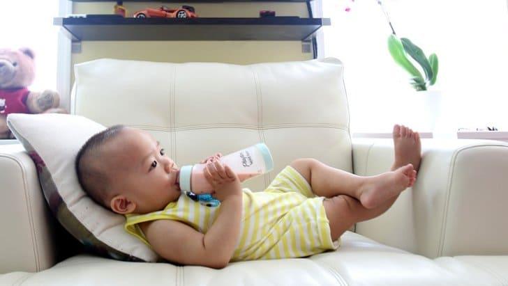 kelebihan sterilisasi botol susu bayi