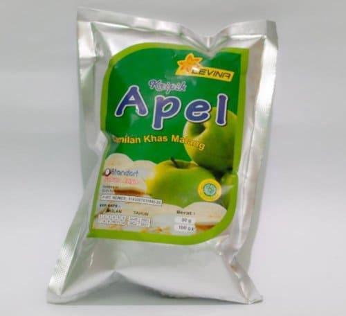 keripik apel malang