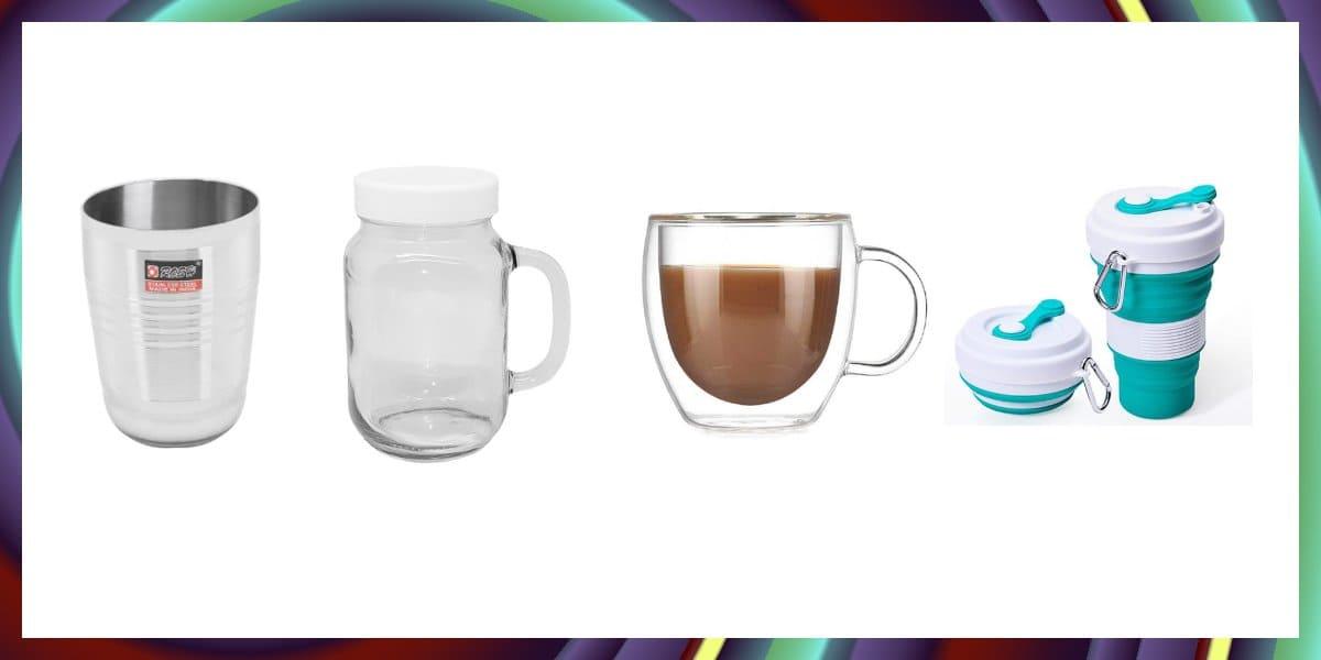10+ Gelas Terbaik Bahan Kaca, Keramik, Plastik dan Kayu