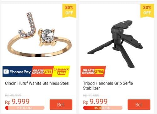 pembayaran shopee flash sale