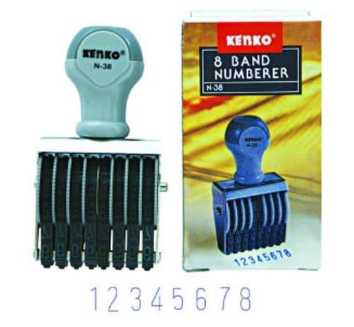 stempel nomor Kenko N-38