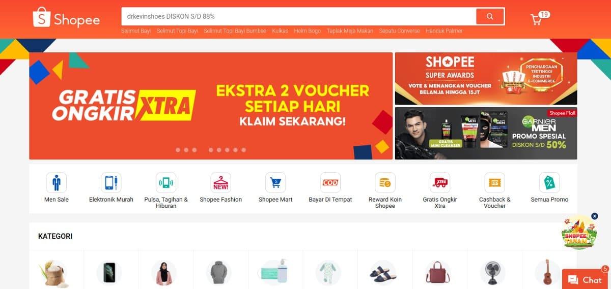 tips cara belanja online di shopee agar hemat dan aman