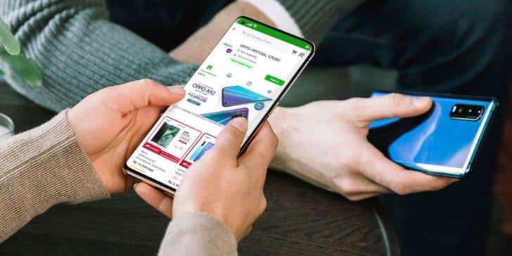 toko online resmi oppo indonesia