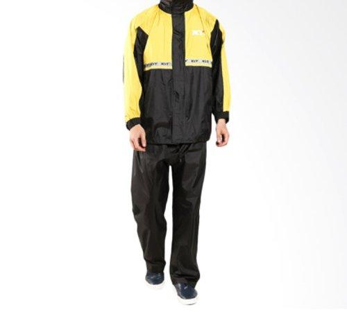 KYT Raincoat awet dan hangat dipakai